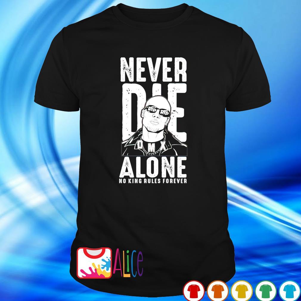 DMX legend never die shirt