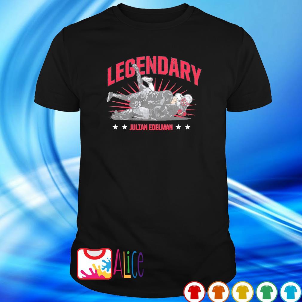 Julian Edelman The Legendary shirt
