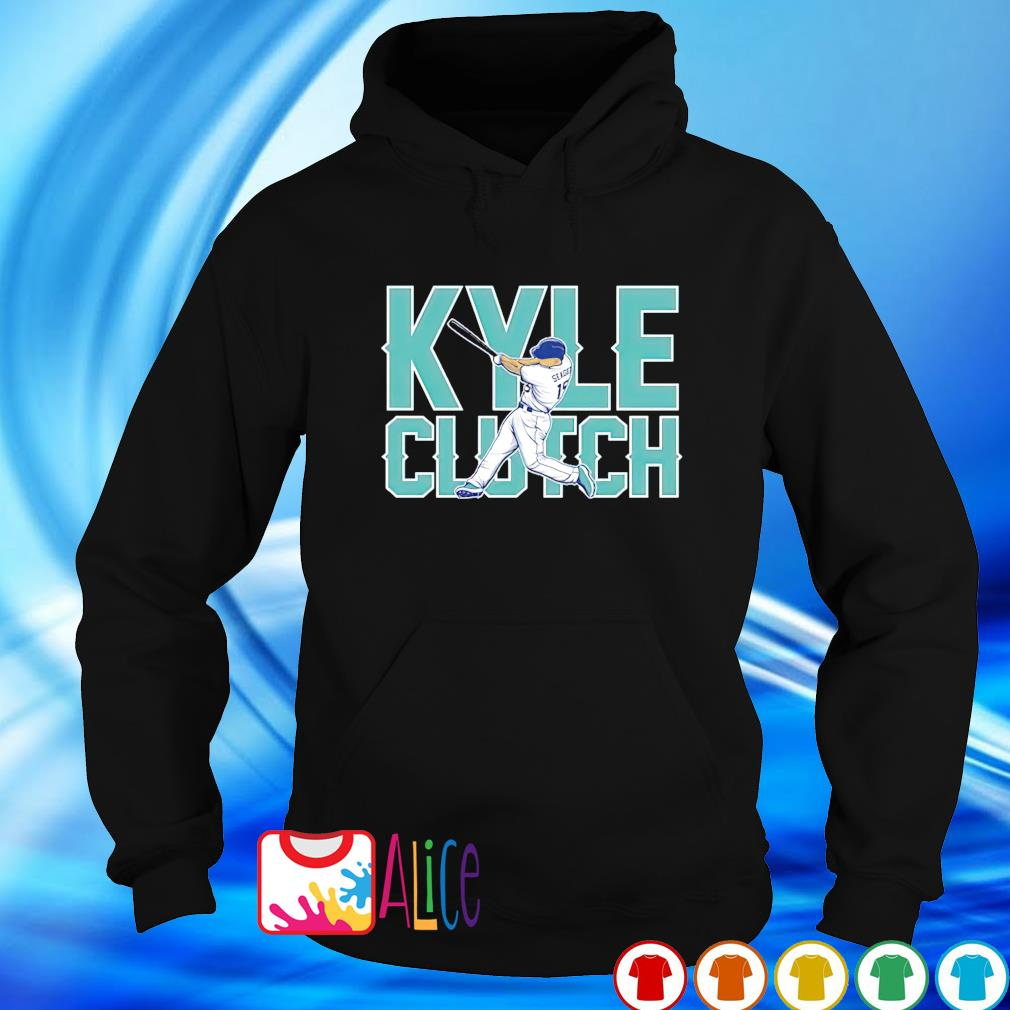 Kyle Seager Seattle Mariners s hoodie