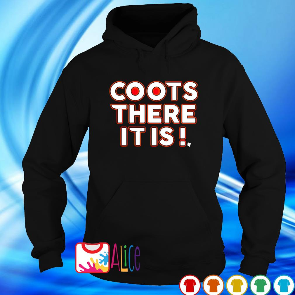 Philadelphia Hockey coots there it is s hoodie