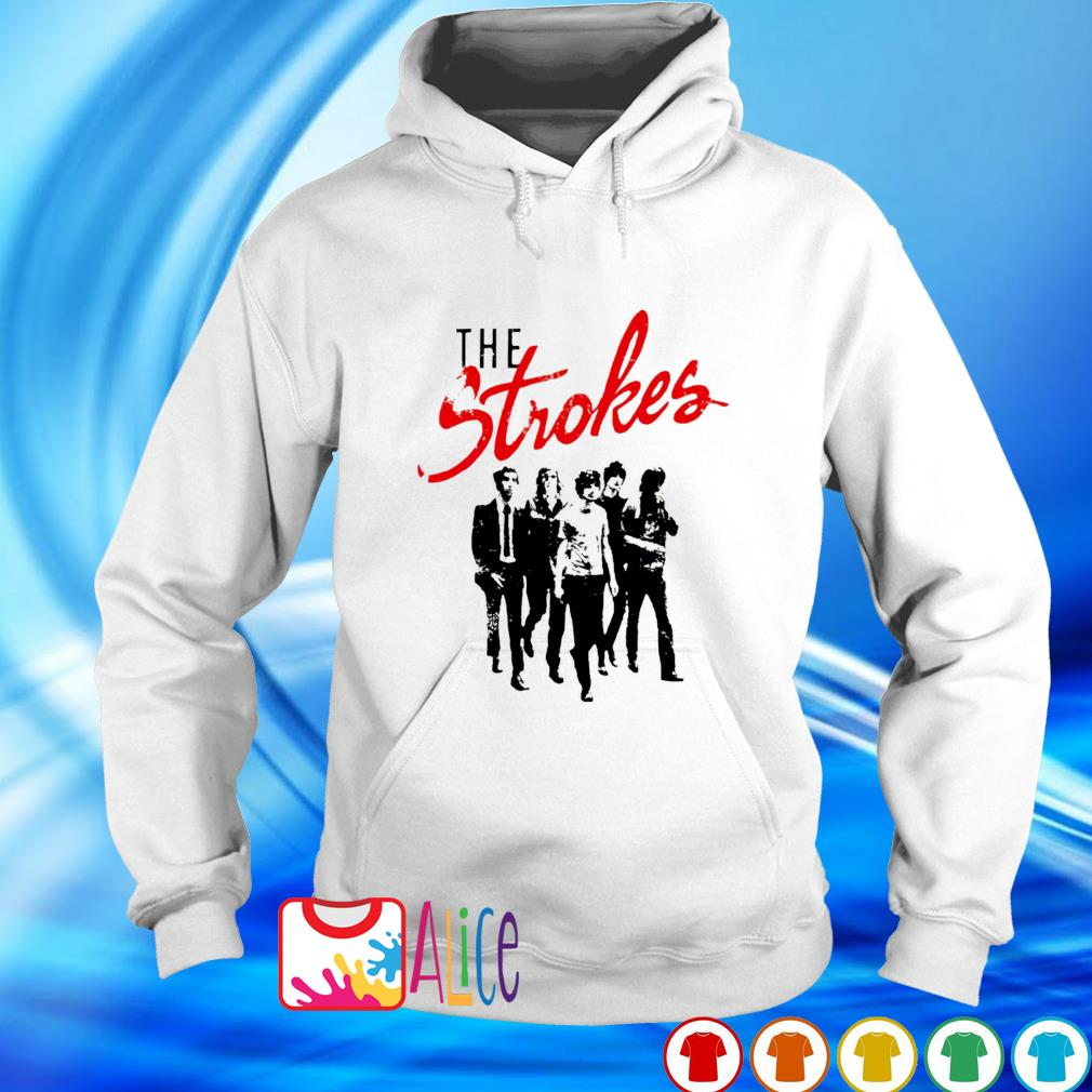 The Strokes band s hoodie