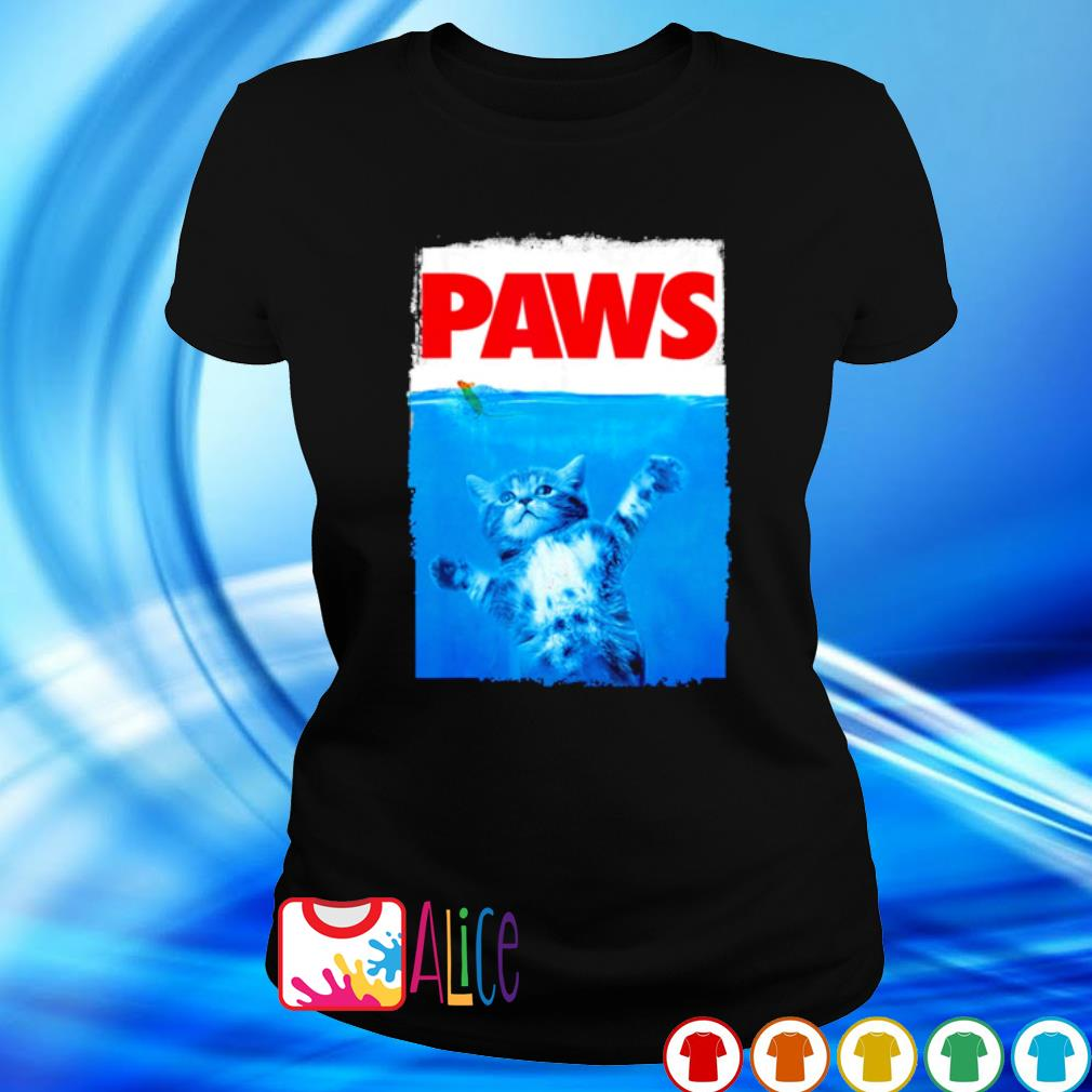 Paws Cat and Mouse Top s 2
