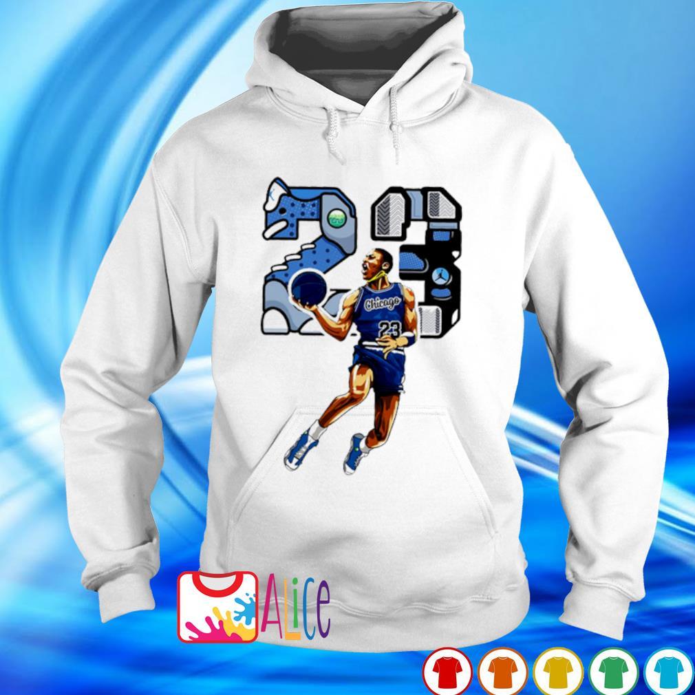 Chicago Michael Jordan 23 s hoodie