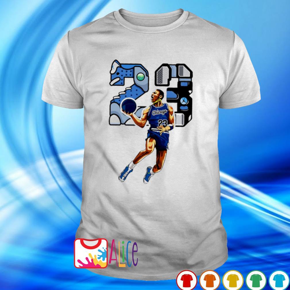 Chicago Michael Jordan 23 shirt
