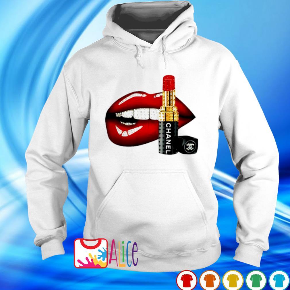 Lips and Lipstick s hoodie
