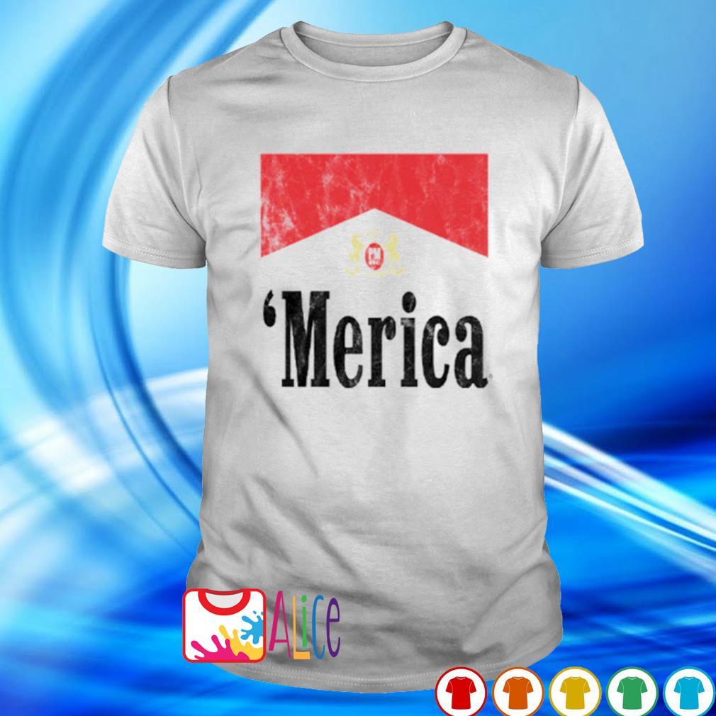 Merica Carton Full Of Freedom shirt