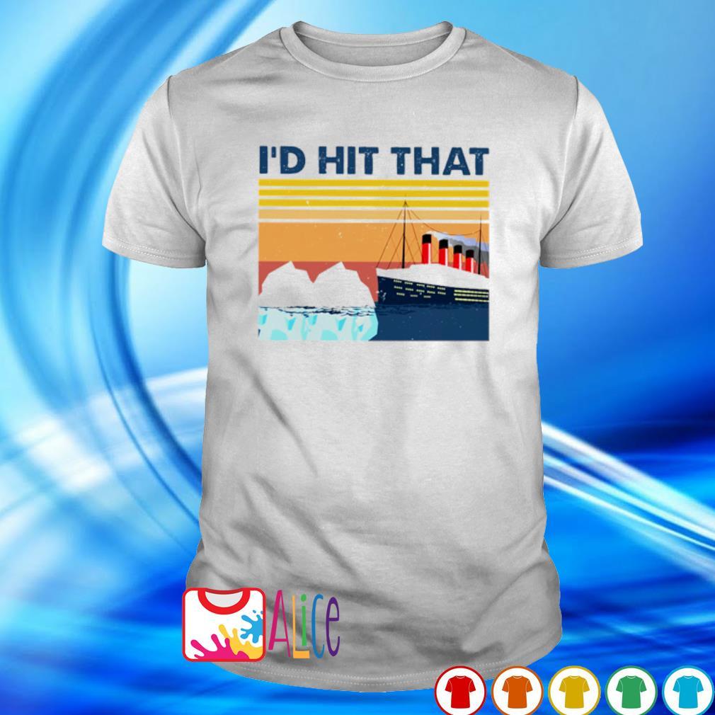 Ship I'd hit that vintage shirt