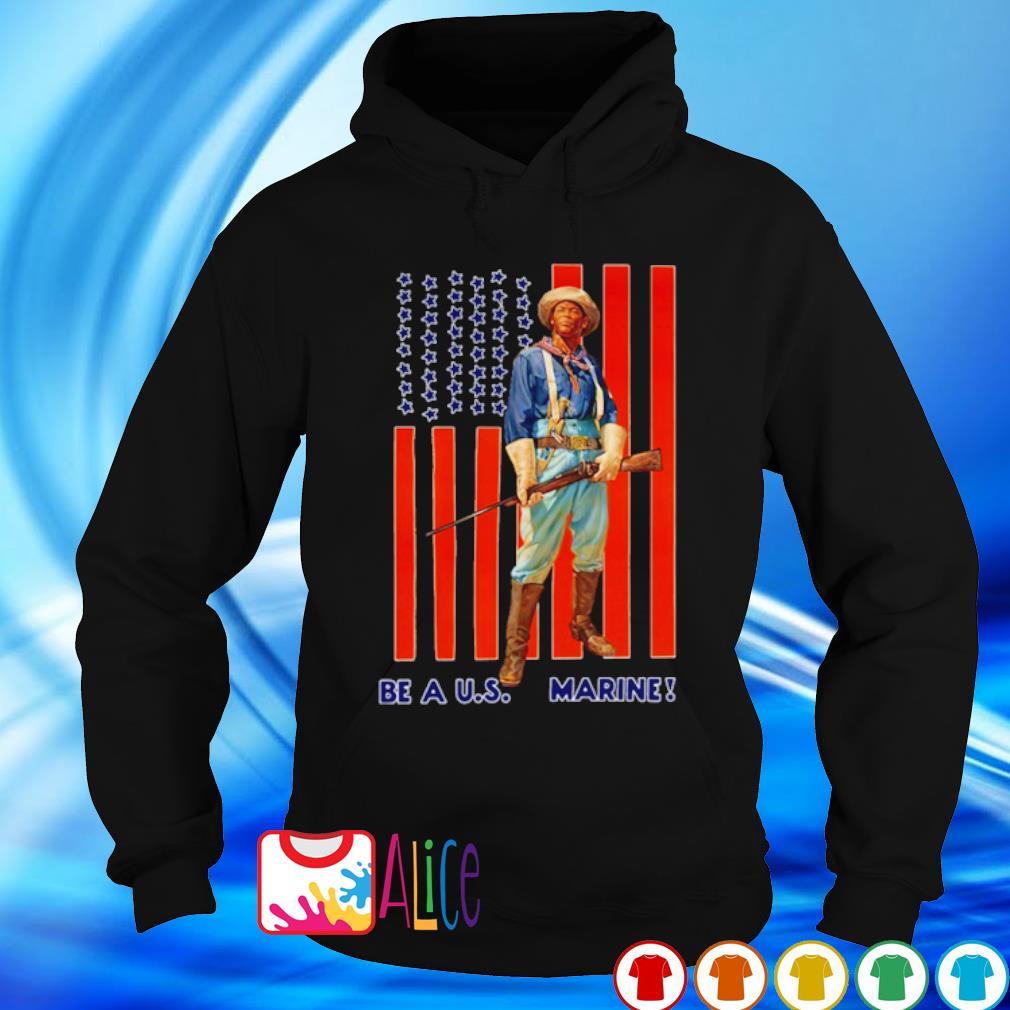 Soldier Be A US Marine s hoodie