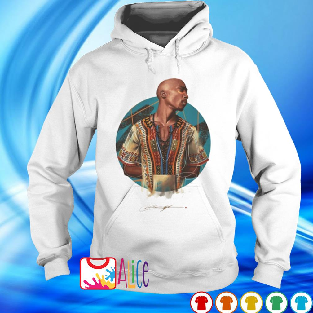 The work of Chuck Styles signature s hoodie