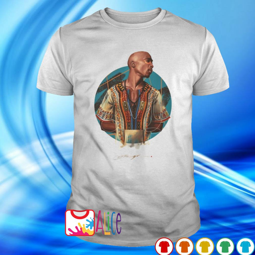The work of Chuck Styles signature shirt