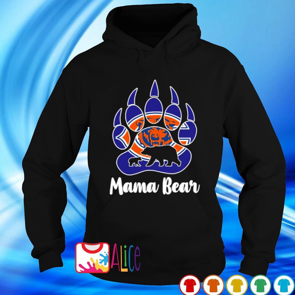 Chicago Bears Mama bear s hoodie