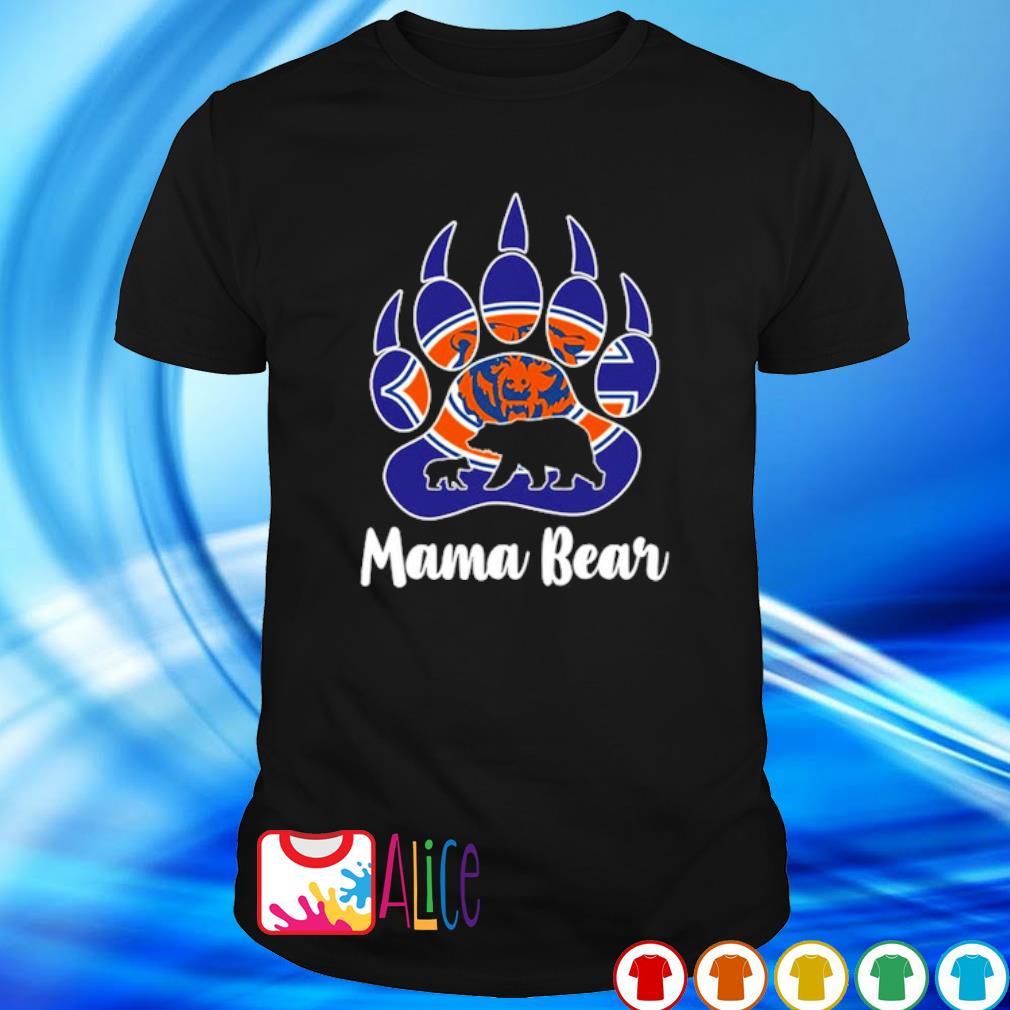 Chicago Bears Mama bear shirt
