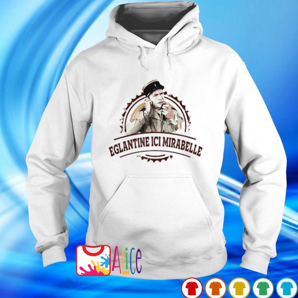 Colonel Blanchet Eglantine ici Mirabelle s hoodie