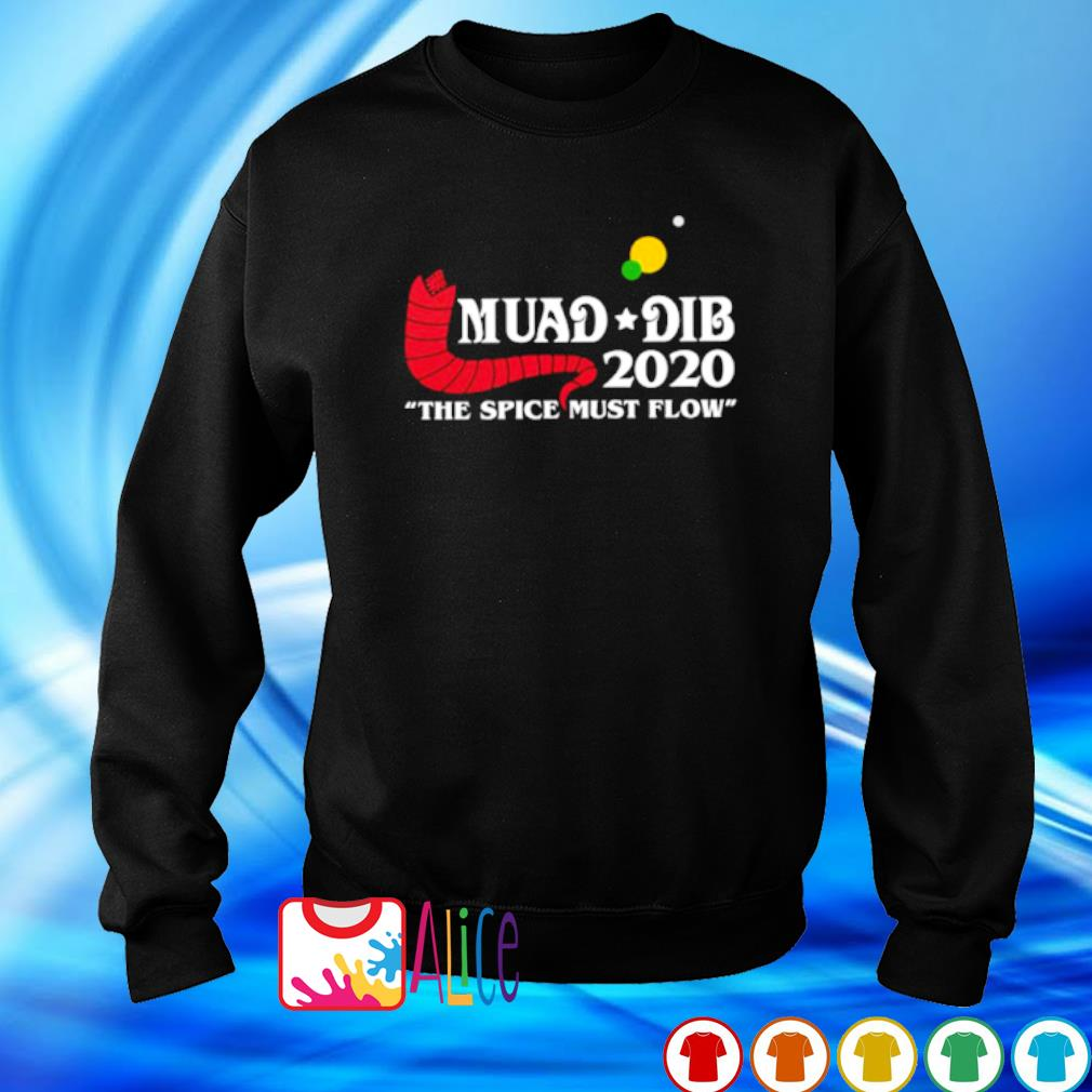 Muad dib 2020 the spice must flow s sweater