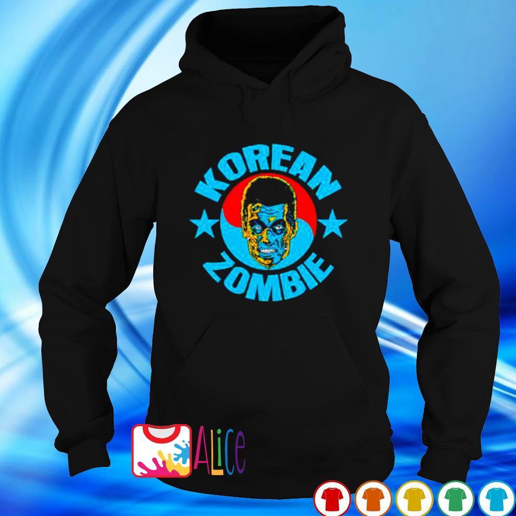 Ufc Korean Zombie s hoodie