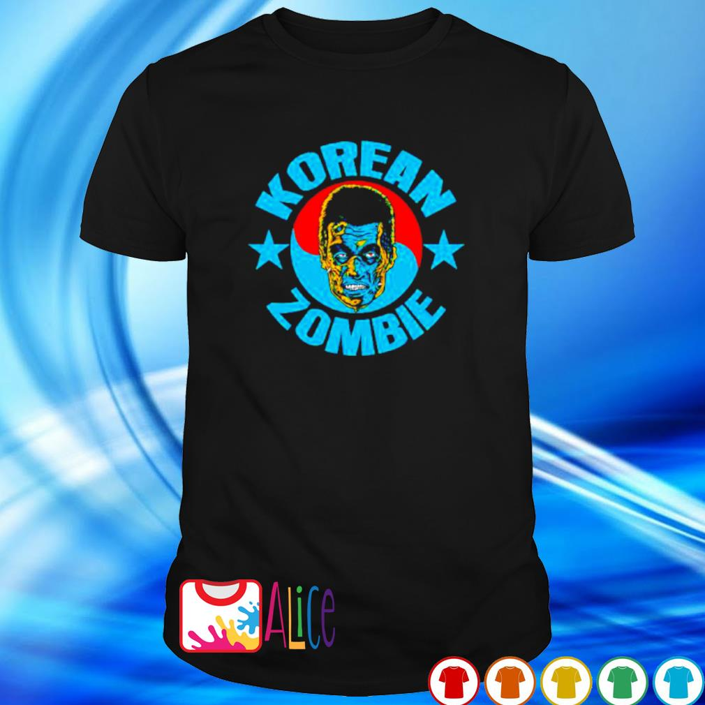 Ufc Korean Zombie shirt