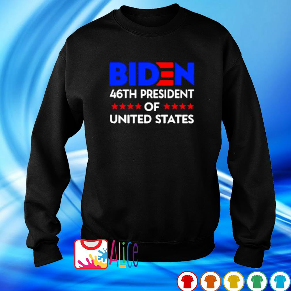 Biden 46th president of United States s sweater