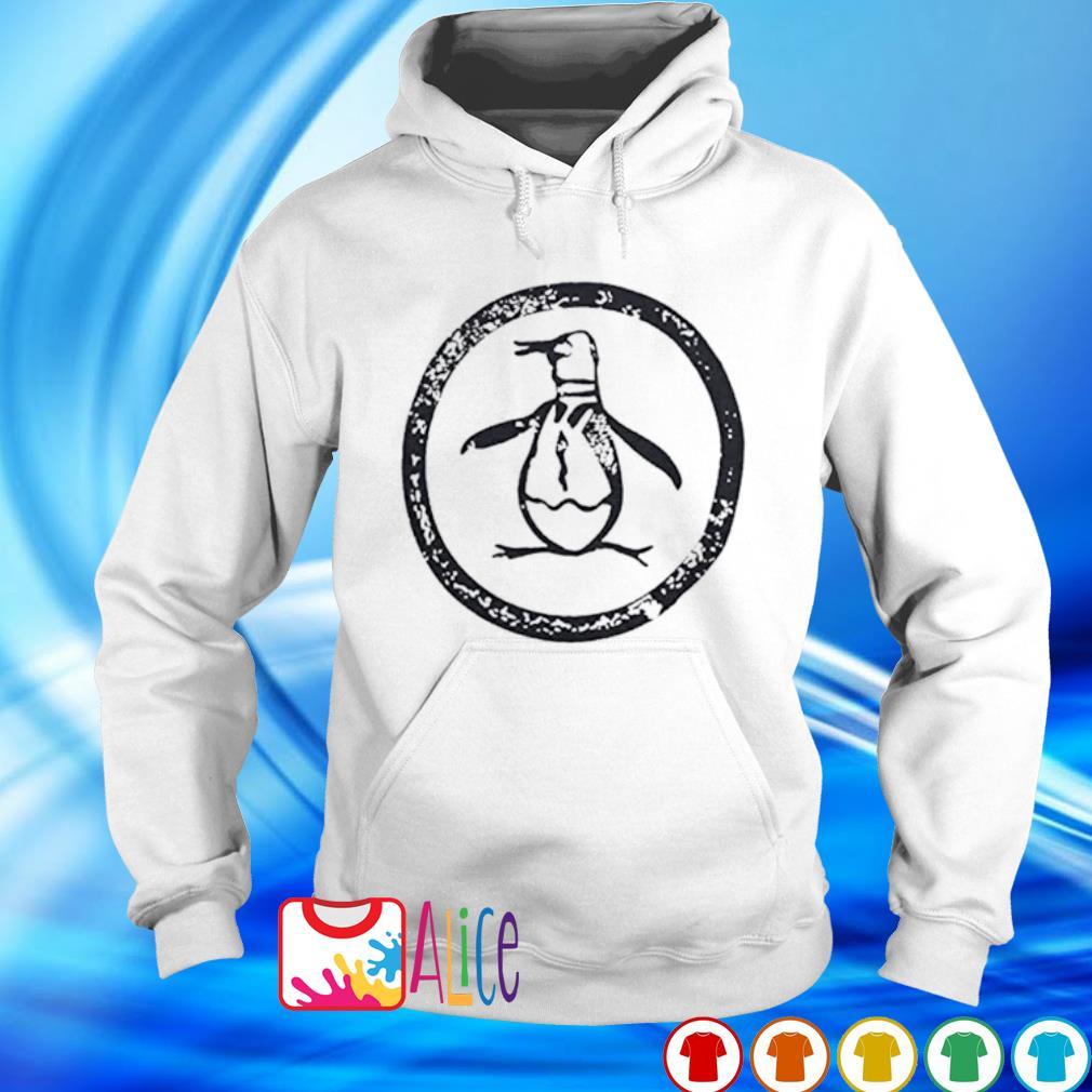 Original Penguin Boy's logo s hoodie