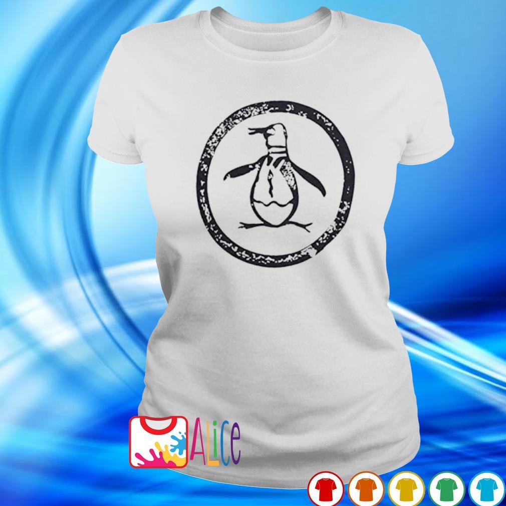 Original Penguin Boy's logo s ladies tee