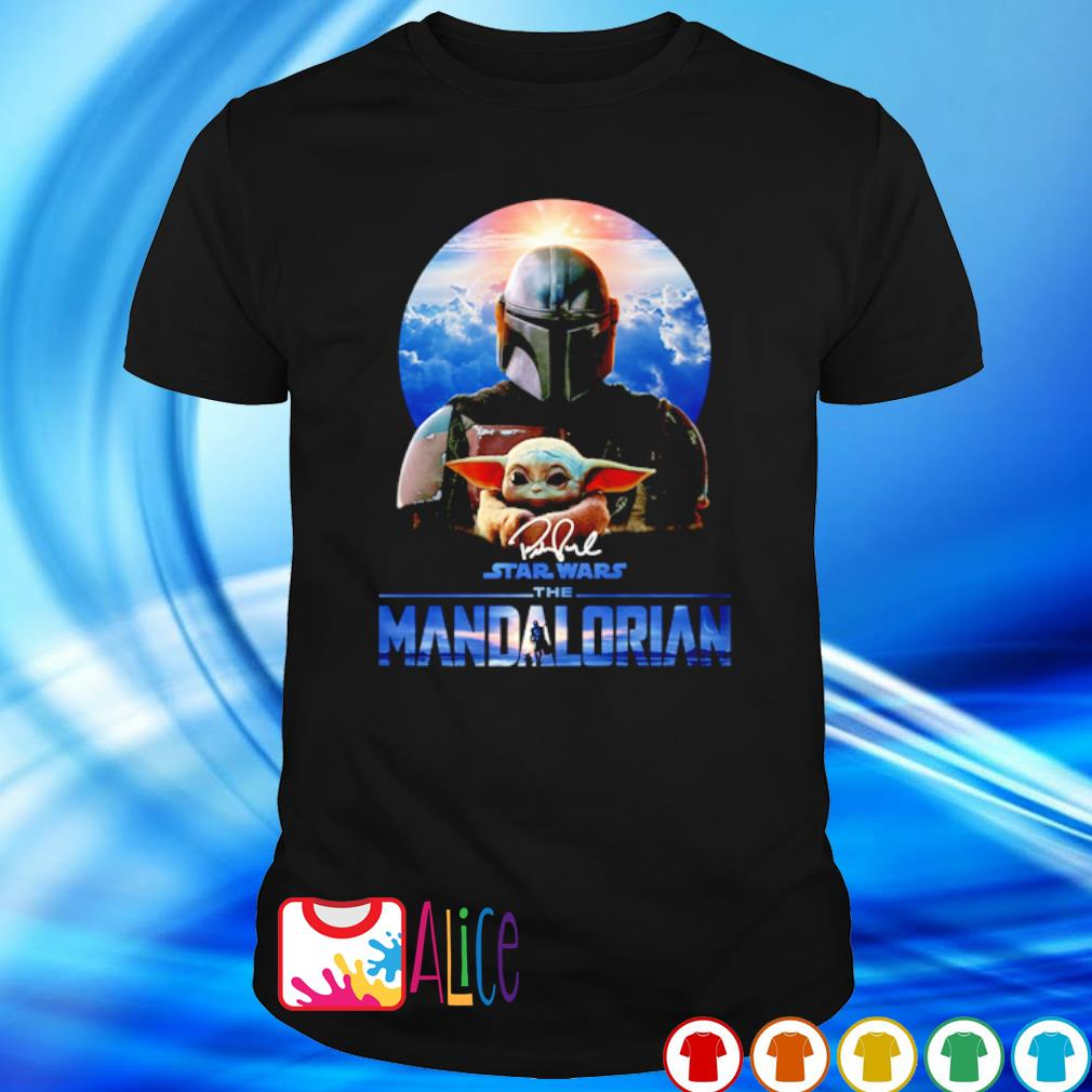 Star Wars T-Shirt Sweatshirt Quarantine 2021 Gift Vintage The Mandalorian /& Baby Yoda This Is The Way Shirt Father/'s Day Father Fathers