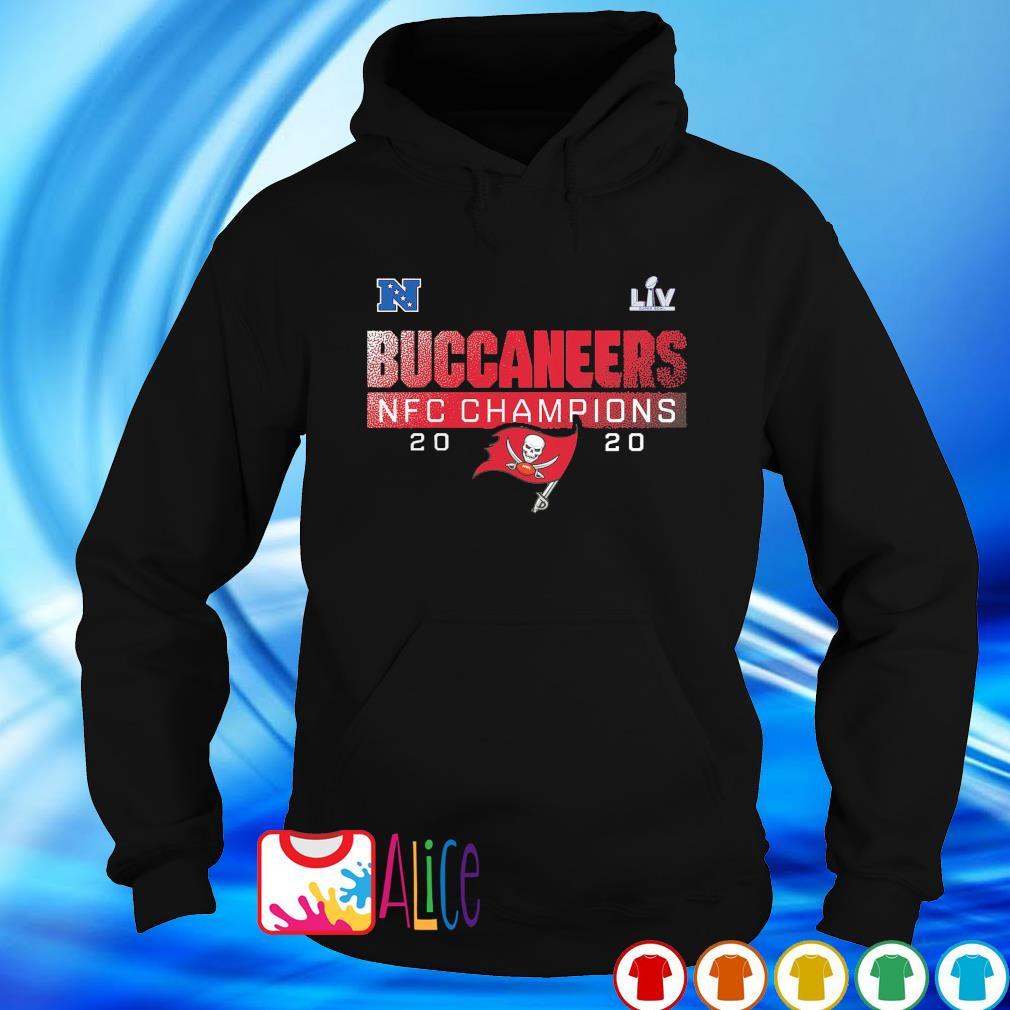 Buccanners NFC champions 2020 Super Bowl LIV s hoodie