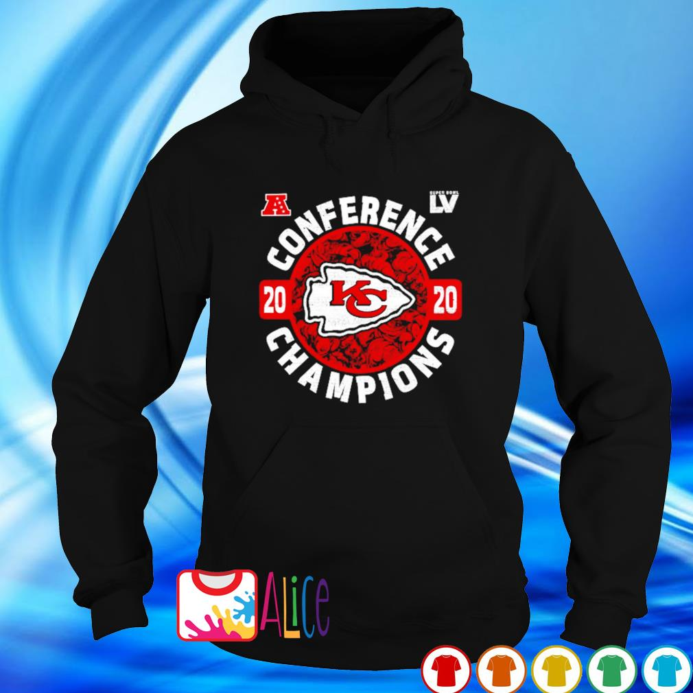 Chiefs AFC championship conference champions 2020 s hoodie