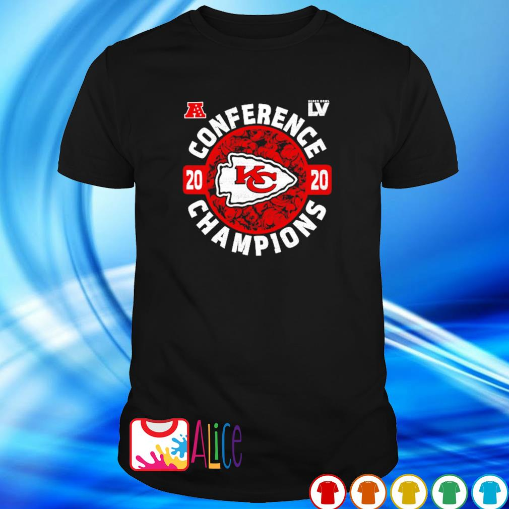 Chiefs AFC championship conference champions 2020 shirt
