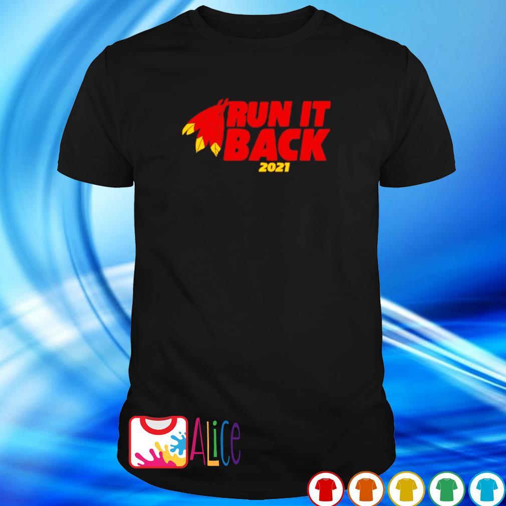 Kansas City Chiefs run it back 2021 shirt