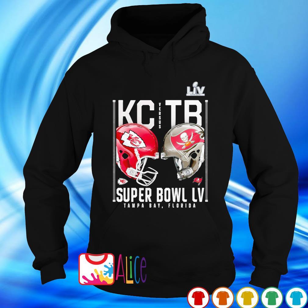 Super Bowl Kansas City Chiefs vs Tampa Bay Buccaneers 7 February 2021 s hoodie