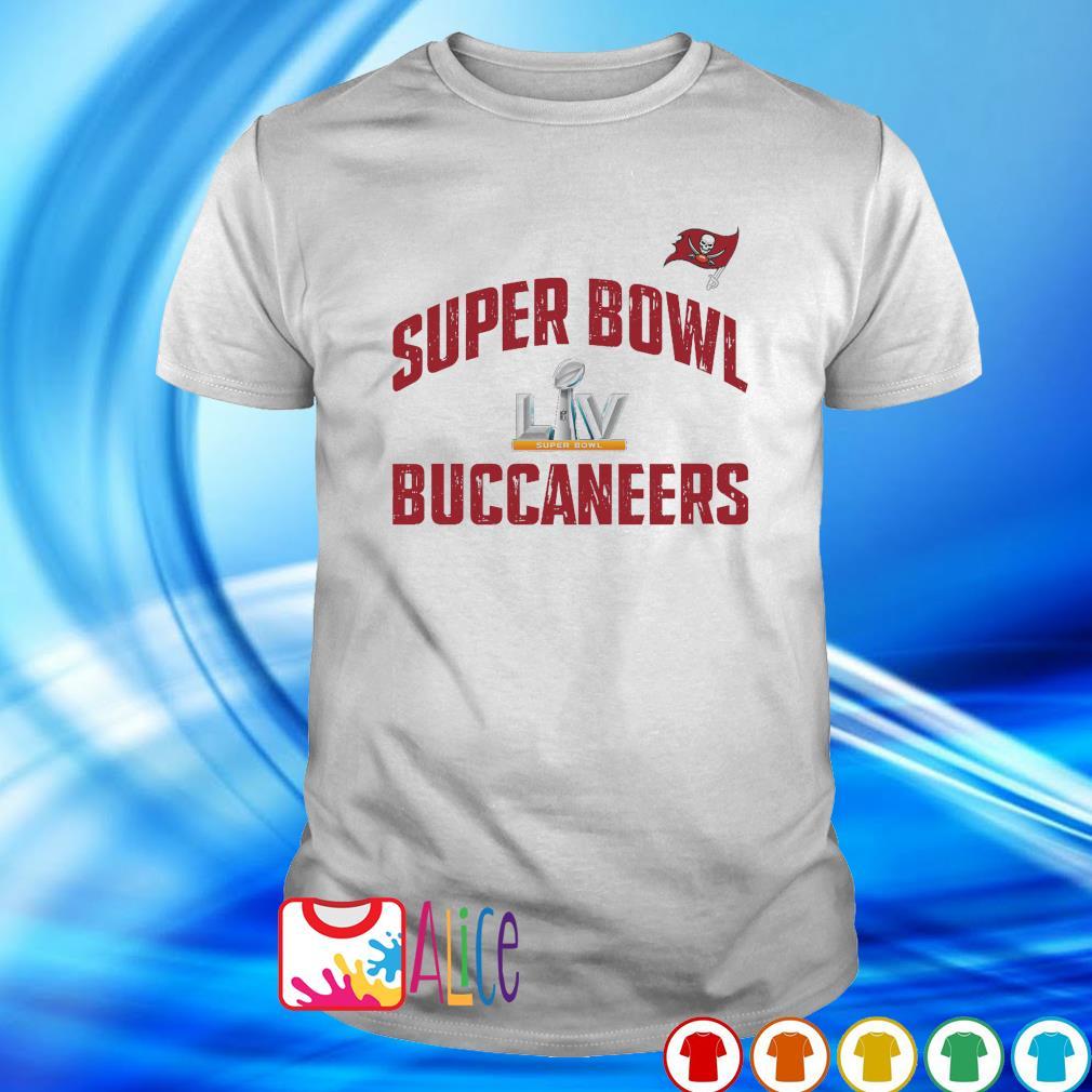 Super Bowl LIV Buccaneers NFC champions shirt