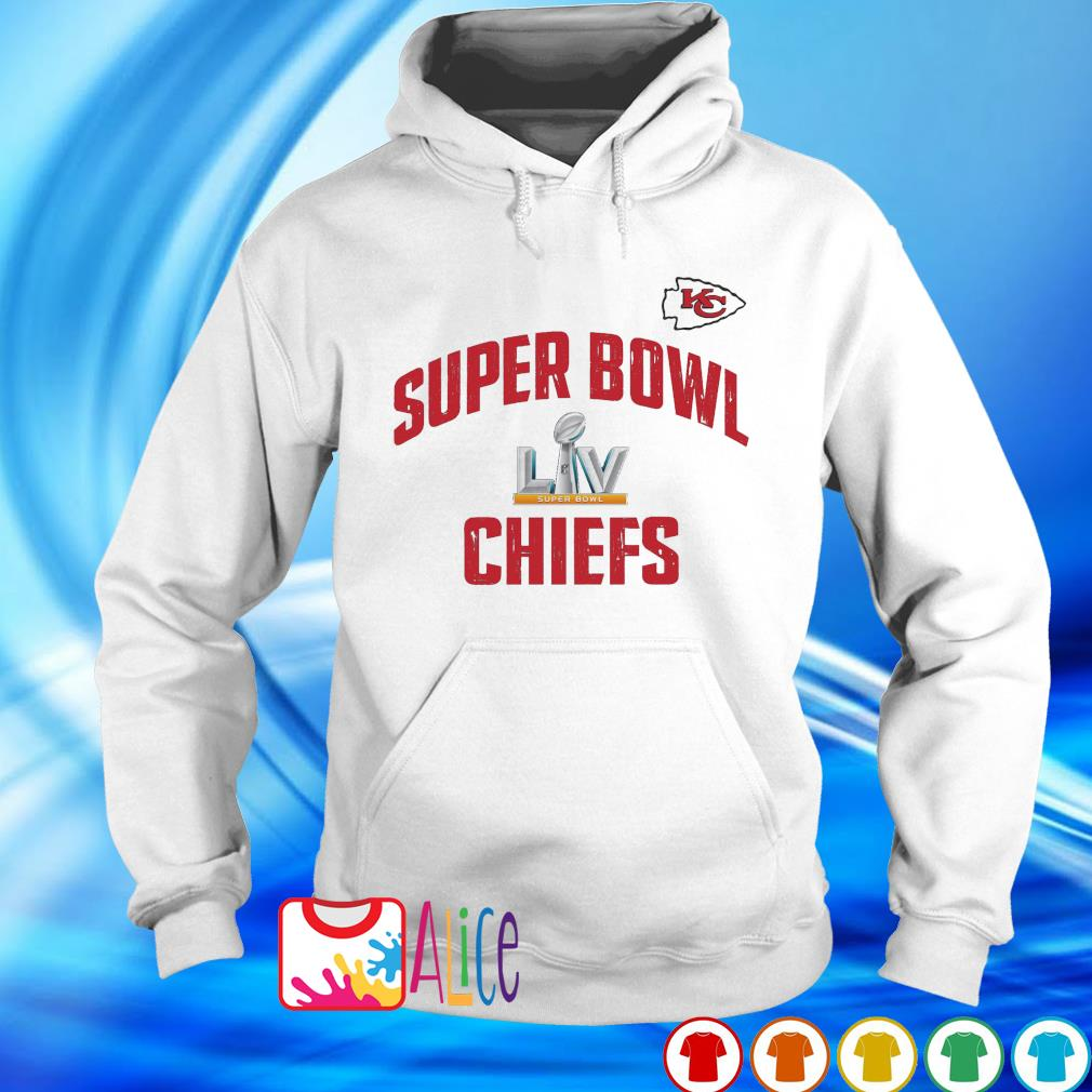 Super Bowl LIV Chiefs AFC champions s hoodie