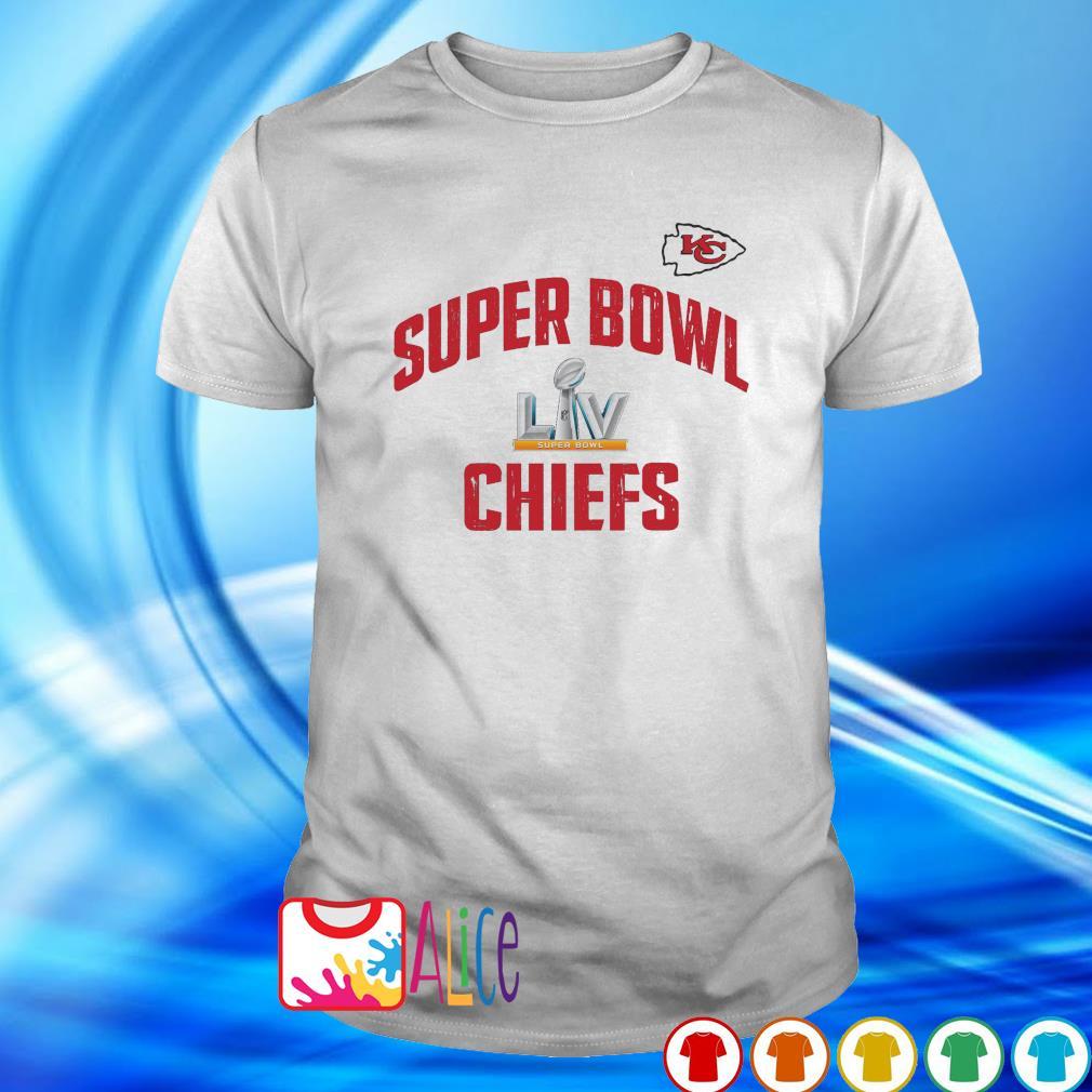 Super Bowl LIV Chiefs AFC champions shirt