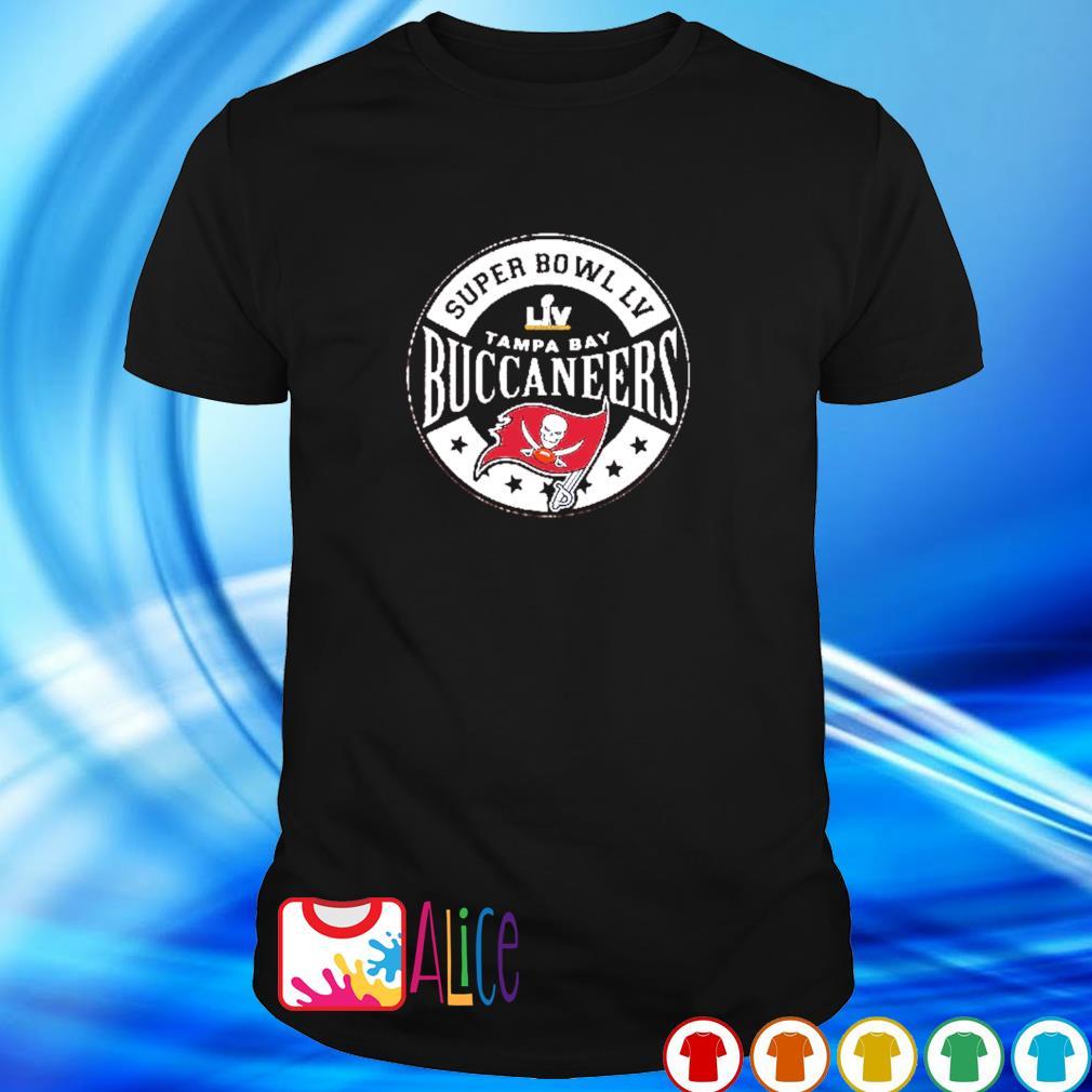 Super Bowl LIV Tampa Bay Buccaneers NFC champions shirt