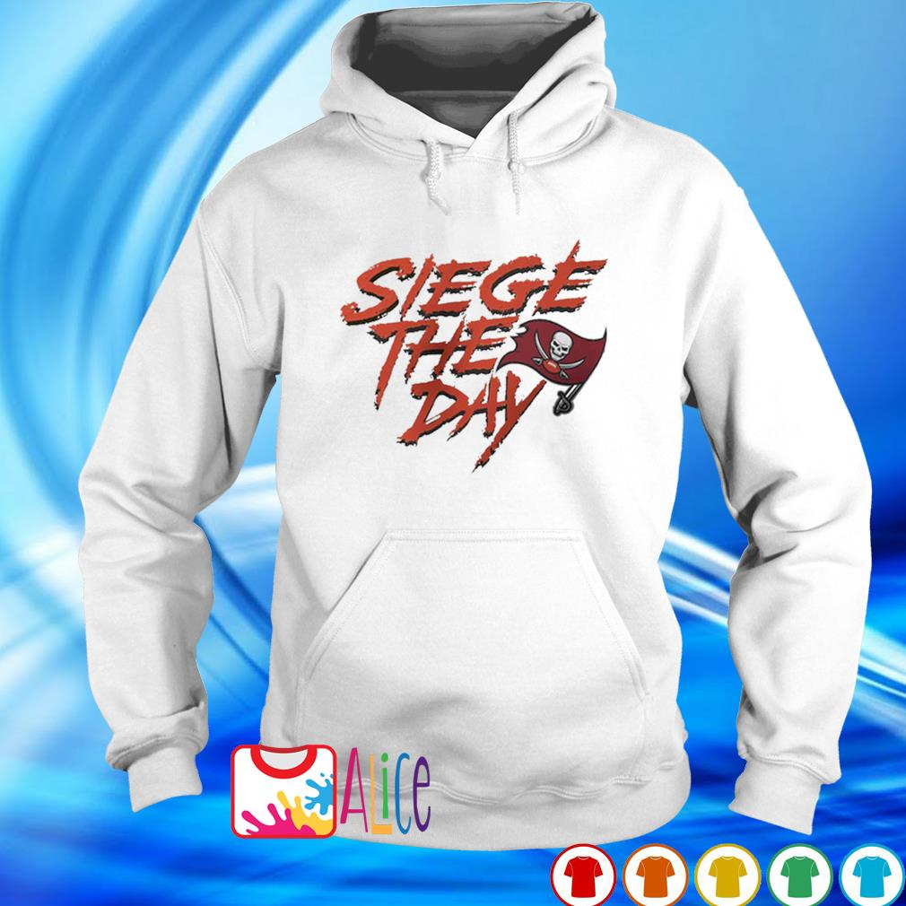 Tampa Bay Buccaneers champions NFC siege the day s hoodie