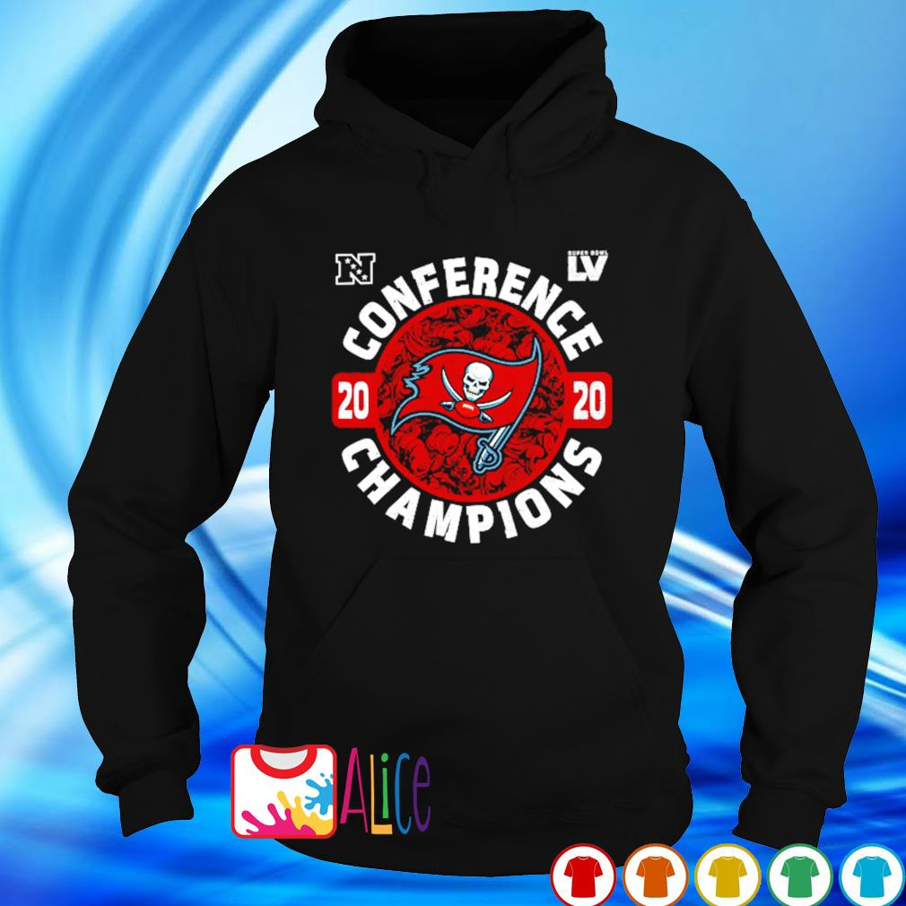 Tampa Bay Buccaneers Super Bowl LIV conference champions 2020 s hoodie
