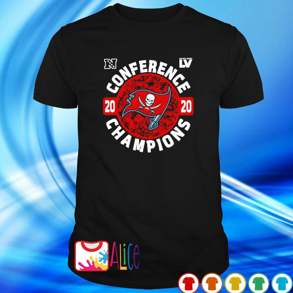 Tampa Bay Buccaneers Super Bowl LIV conference champions 2020 shirt