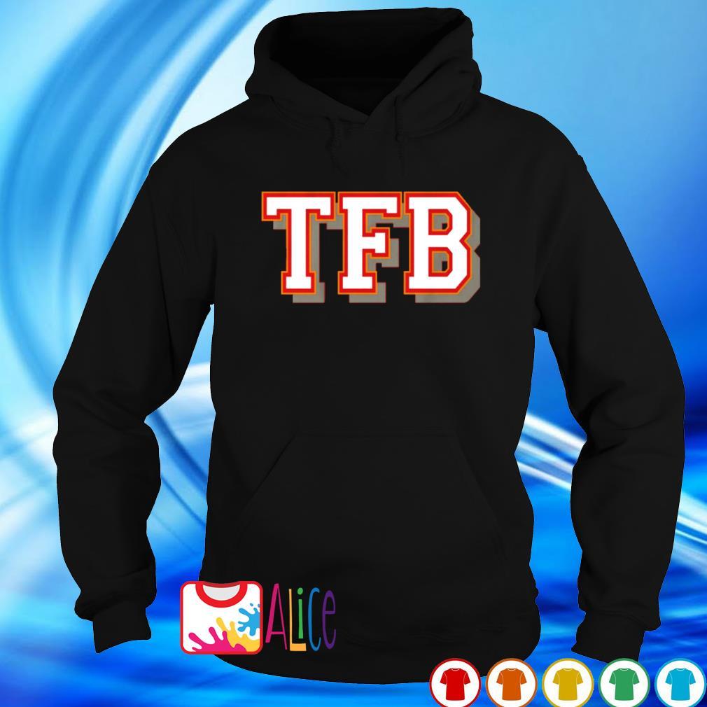 Tampa Bay Football champions TFB s hoodie