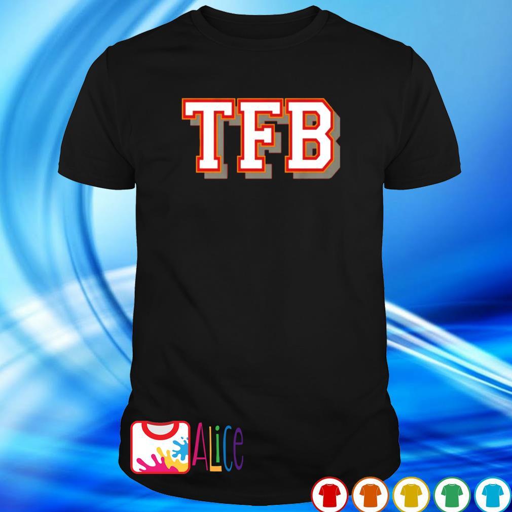 Tampa Bay Football champions TFB shirt